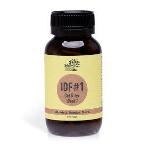 intestinal detox formula